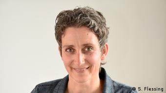 Stefanie Meilinger, Professorin für nachhaltige Technologien an der Hochschule Bonn-Rheinsieg