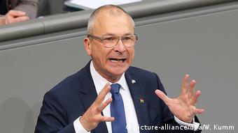Berlin Bundestag representative Volker Beck