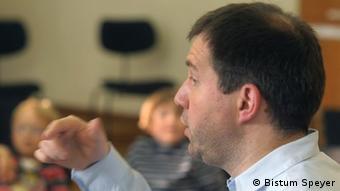 Cathedral music director Markus Melchiori (Bishopric Speyer)