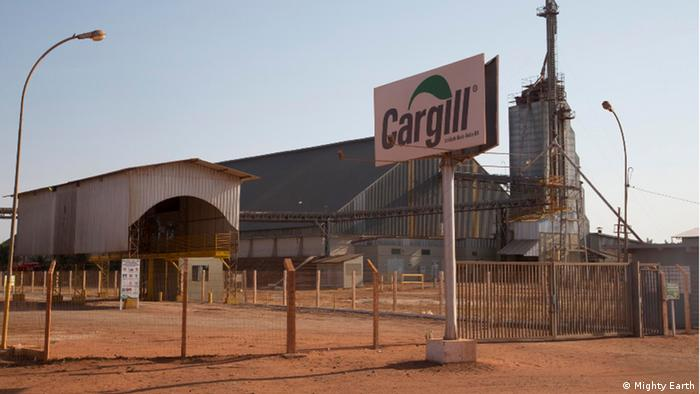 Brasilien Cargill  facilities (Mighty Earth)