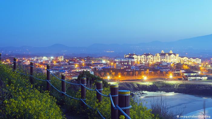 Jeju Insel (imago/robertharding)