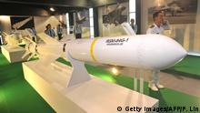 Taiwan US Harpoon Rakete