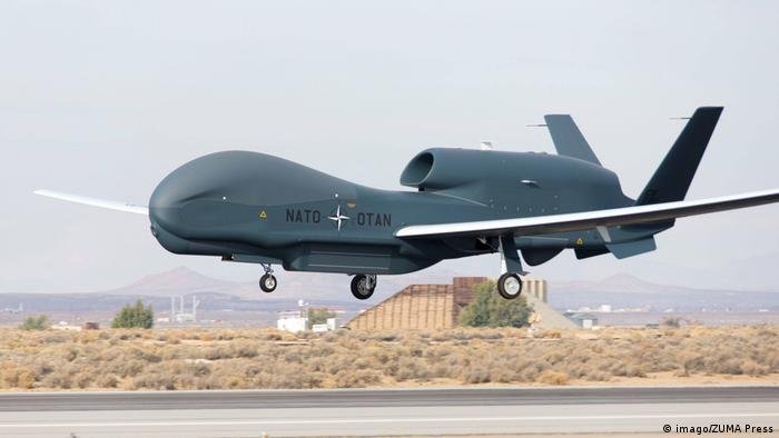 Drohne Global Hawk (imago/ZUMA Press)