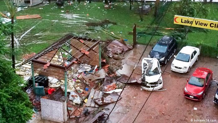 Bangladesch Dhaka Angriffe (bdnews24.com)