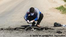 Syrien Giftgasangriff in Khan Sheikhun Bodenproben