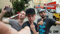 DEUTSCHKURSE | Bandtagebuch Staffel 2 | Like like | Folgenbild mit Logo