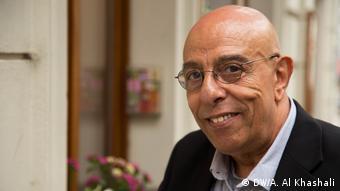 Autor und Journalist Mulham Al Maliaka