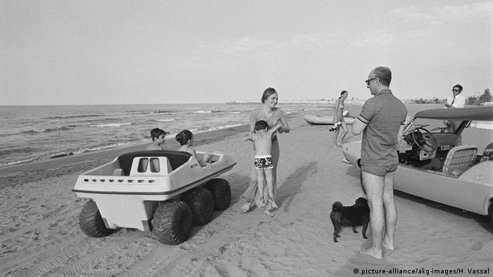 Iran | Schah Mohammed Resa und Familie / 1970 (picture-alliance/akg-images/H. Vassal)
