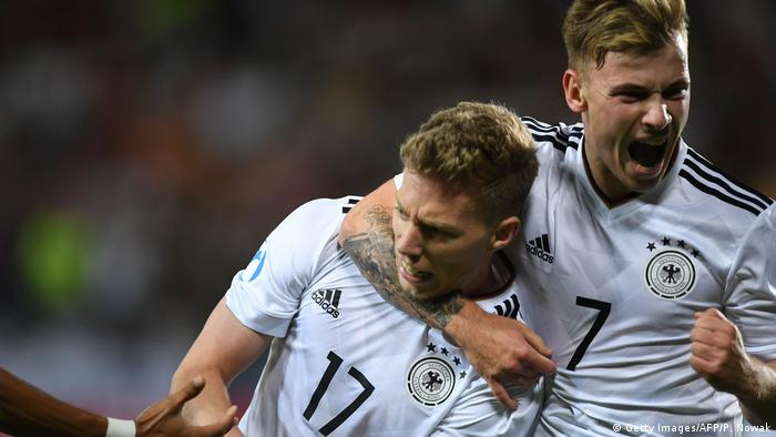 Champions Germany Beat Spain To Win Under 21 European