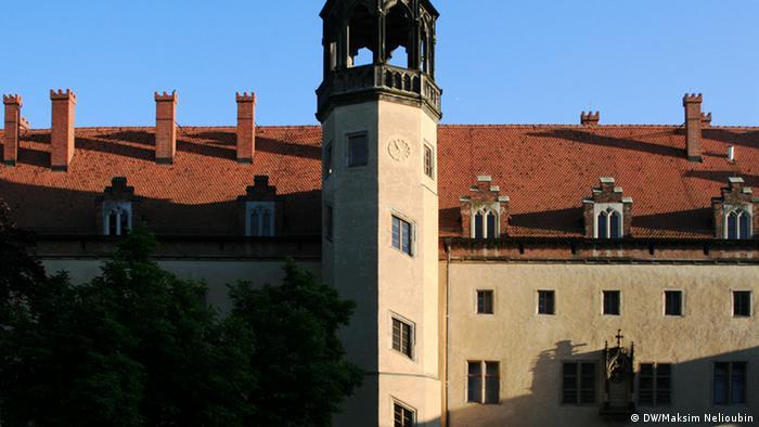 Дом Лютера в Виттенберге