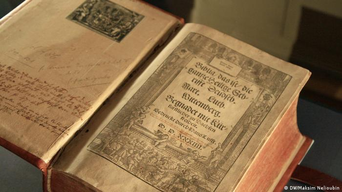 Библия Лютера, Виттенберг