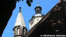 Deutschland Lutherstadt Wittenberg