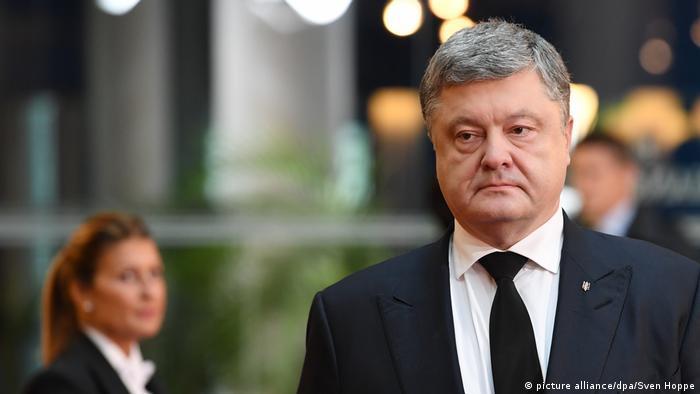 Критика на адресу Петра Порошенка у Німеччині посилюється