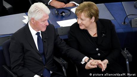 Trauerfeierlichkeiten für Altkanzler Kohl (picture alliance/dpa/M. Murat)