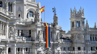 Spanien World Pride Madrid 2017 (Getty Images/AFP/G. Julien)