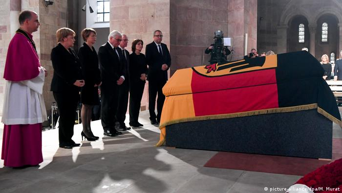Ceremony in Speyer (picture-alliance/dpa/M. Murat)