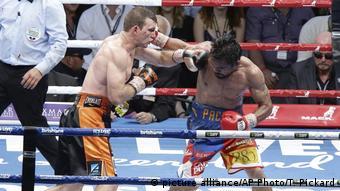 Jeff Horn gewinnt gegen Manny Pacquiao in Australien