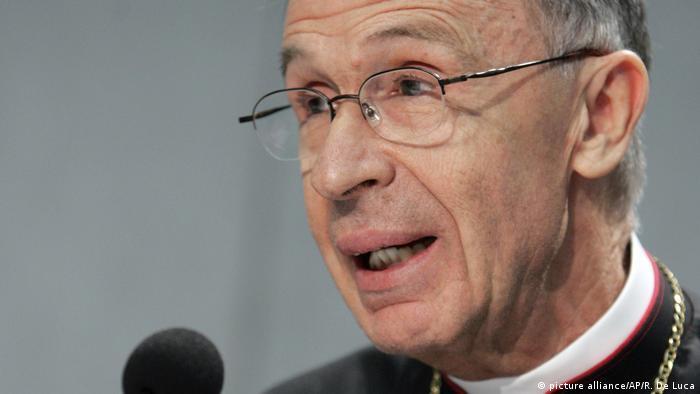 Префект Конгрегации доктрины веры кардинал Луис Франсиско Ладария Феррер