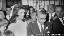 Griechenland - Jacqueline Kennedy, Aristotle Onassis, Caroline Kennedy