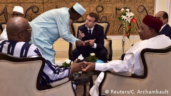 Gipfeltreffen in Bamako Mali