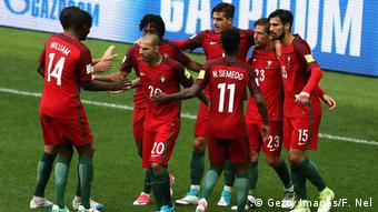 Fußball Confed-Cup Mexiko vs. Portugal 3. Platz (Getty Images/F. Nel)