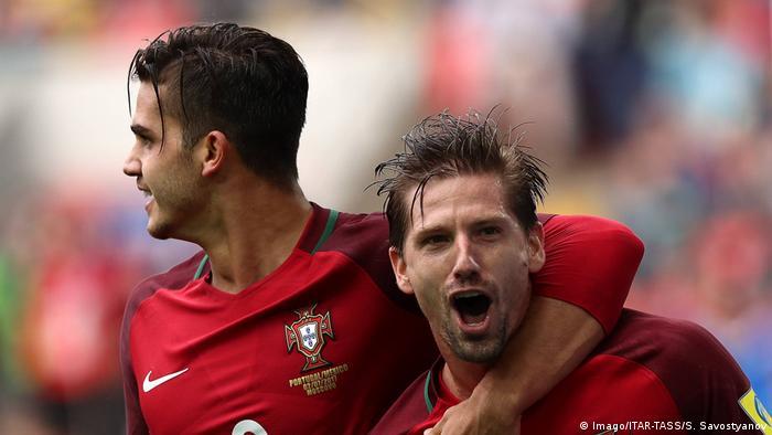 Fußball Confed-Cup Mexiko vs. Portugal 3. Platz (Imago/ITAR-TASS/S. Savostyanov)