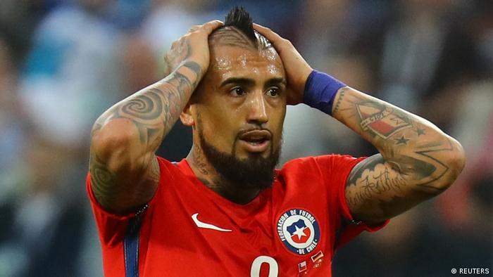 Fußball Chile v Deutschland - FIFA Confederations Cup Russia 2017 - Finale (REUTERS)