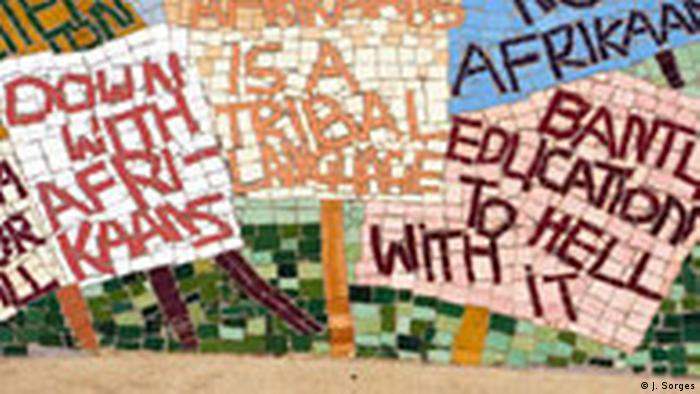 A mosaic of apartheid-era injustices (J. Sorges)