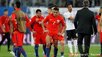 Fußball Chile v Deutschland - FIFA Confederations Cup Russia 2017 - Finale (Reuters/C. Recine)