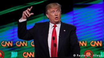USA Donald Trump CNN