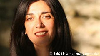 دیان علایی نماینده جامعه بهاییان میگوید این انجمن در حال پیگیری بینالمللی فشار بر بهاییان ایران است