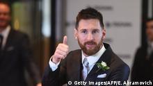 Argentinien Lionel Messi Hochzeit mit Antonella Roccuzzo