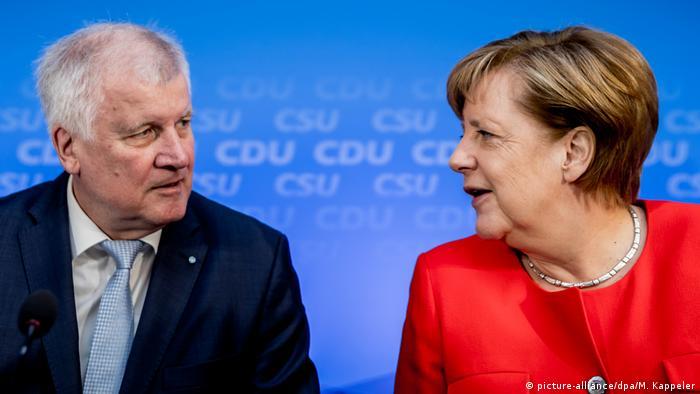 Angela Merkel presentó el programa electoral de su partido, la Unión Demócrata Cristiana (CDU), aspirando a obtener su cuarto mandato consecutivo luego de las elecciones generales de septiembre. (3.07.2017)