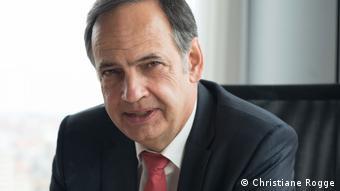 Knut Fleckenstein, SPD-Abgeordneter aus Hamburg im EU-Parlament (Christiane Rogge)