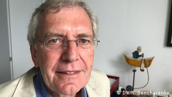 Rolf von Lüde, Professor für Soziologie (emeritiert) an der Uni Hamburg
