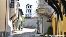 Bulgarien Plovdiv Altstadt