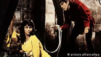 Gina Lollobrigida in The Hunchback of Notre Dame (picture alliance/kpa)