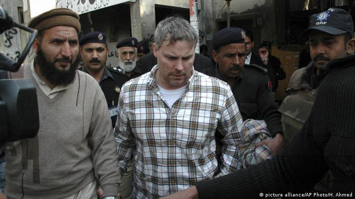 Pakistan Raymond Allen Davis (picture alliance/AP Photo/H. Ahmed)