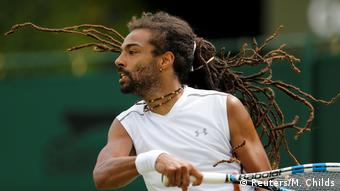 Wimbledon Championships 2017 | Dustin Brown, Deutschland (Reuters/M. Childs)