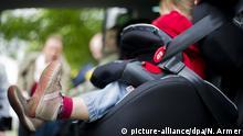 Deutschland ADAC zum Kindersitztest