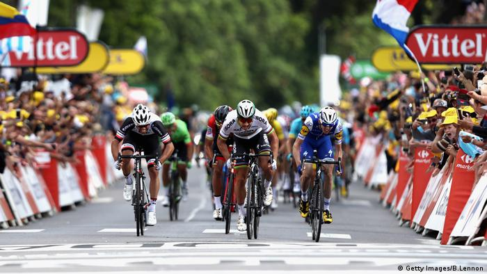 Tour de France 2017 (Getty Images/B.Lennon)