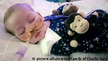 USA Fall Charlie Gard