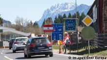 Grenzübergang Österreich - Italien