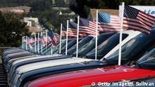 Symbolbild US-Autohändler
