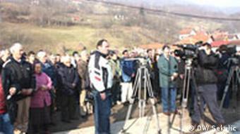 Skelani in Bosnien