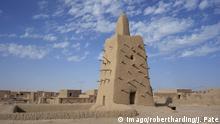Mali Timbuktu Djinguereber Moschee