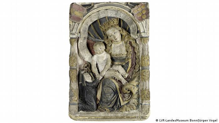 Мария с младенцем, 1520-1530 гг.