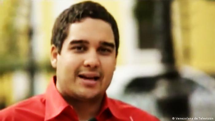 Nicolás Ernesto Maduro Guerra (Venezolana de Televisión)