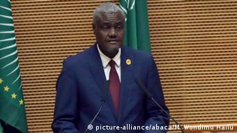 Äthiopien 29. African Union Summit in Addis Abeba