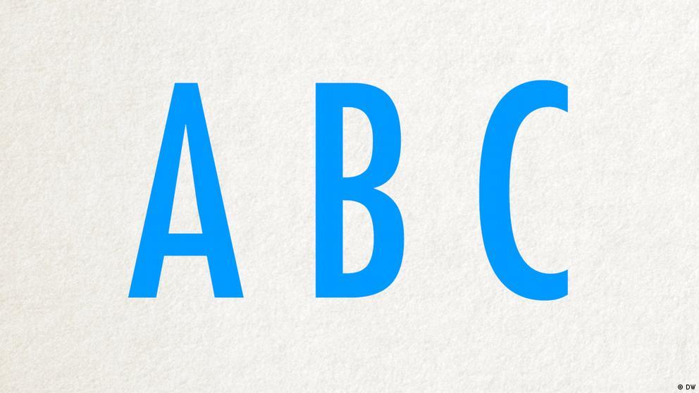 Deutschkurse | Wortschatz | WBS_Foto_ABC